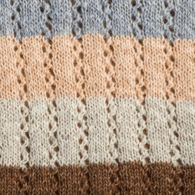 amstra tricotada Meu Bem